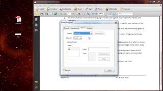 Inserting Images into PDF using Acrobat Pro.