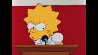 The Simpsons: Cesspool on the Potomac (Lisa Simpson)