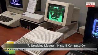 7. Urodziny Muzeum Historii Komputerów i Informatyki