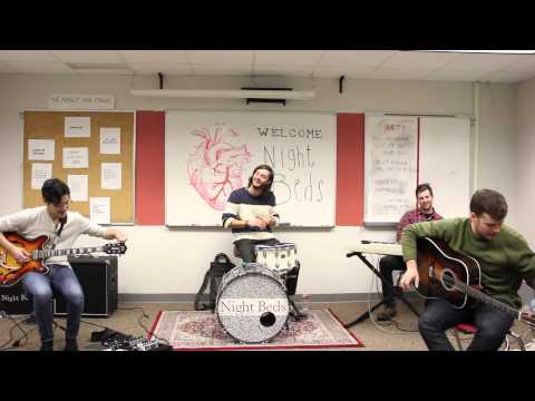 "Night Beds ""Lost Springs"" (Lawrence High School Classroom Sessions Pt.1)"