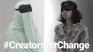 Social Experiment: 2 Orang Ngobrol Tanpa Melihat, Ternyata Ini Yang Terjadi #creatorsforchange