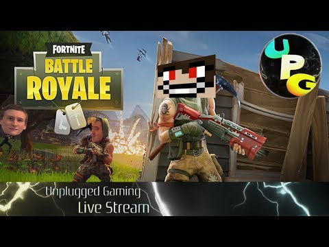 Fortnite - When Three Become One - UnPlugged Gaming (PC)