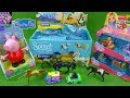 Lots of Toys Surprise Blind Bags Spirit Riding Free Horse Toys Peppa Pig Dress Up Doll Sunny Day Toy