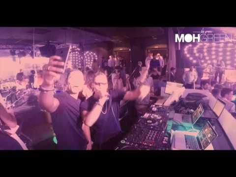 DJ MOH GREEN  @ MYA (Valencia) SPAIN -Teaser 2016