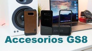 Mejores Accesorios Para Samsung Galaxy S8!