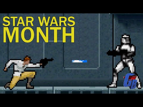 Star Wars Trilogy (GBA) - Star Wars Month [GigaBoots]
