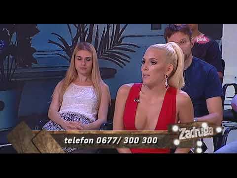Zadruga, narod pita - Sara o svom odnosu sa Janjušem - 16.07.2018.