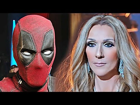 Deadpool 2 - On Set With Celine - Behind The Scenes (2018)