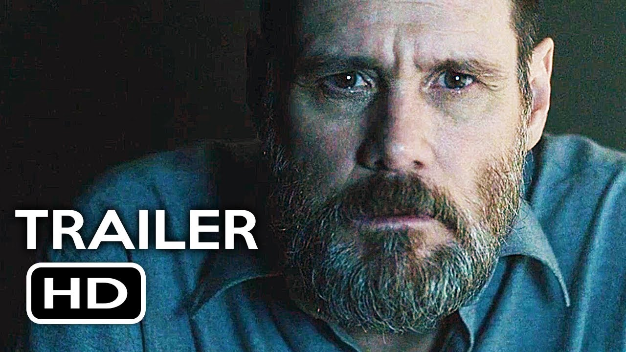 Dark Crimes Official Trailer 1 2018 Jim Carrey Thriller