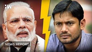 कन्हैया कुमार का ऐलान  लोकसभा चुनाव लड़ सकता हूं, बीजेपी को हटाना जरुरी !