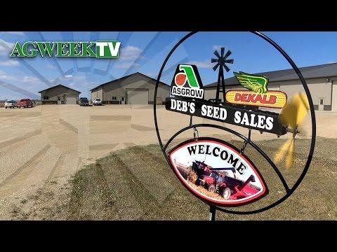 AgweekTV: Female family owned seed company (Full show)