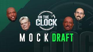 On the Clock: First Round Mock Draft   2020 NFL DRAFT   NBC Sports Philadelphia