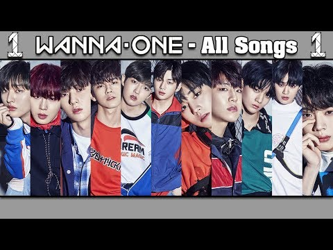 Wanna One (워너원) All Songs & Album Compilation