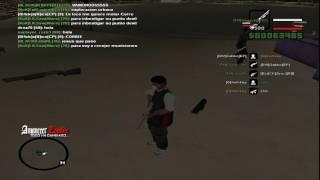 Carreras en el bunker del clan TM termina en otra cosa... / GTA San Andreas Multiplayer(SAMP)