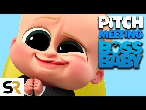 The Boss Baby Pitch Meeting