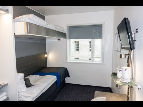 Hotel Review: Cabinn City Economy Room in Copenhagen, Denmark