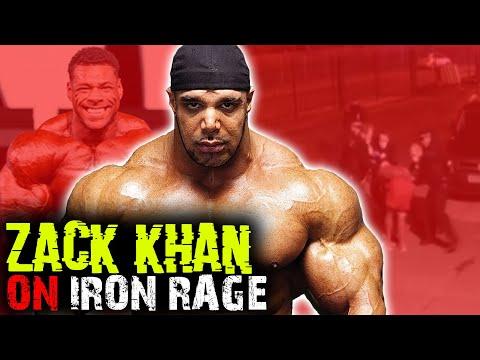 ZACK KHAN UNLEASHED & UNFILTERED!   Iron Rage