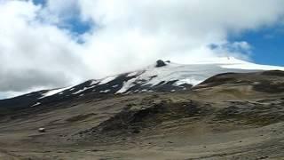 Snæfells Glacier スナイフェルス氷河