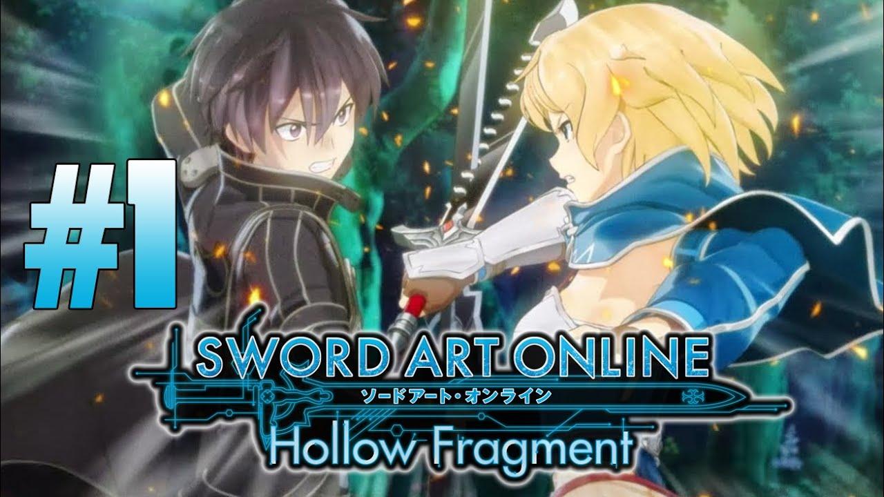 Sword Art Online Re: Hollow Fragment Review (PS4)   Push