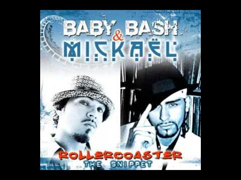Rollercoaster Baby Bash Mickael Chopped & Screwed By Tha Mixin Meskin