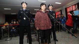 Китай: акушер приговорена к смертной казни за торговлю детьми