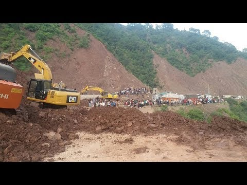 Landslide blocks Jammu-Srinagar NH, bridge damaged