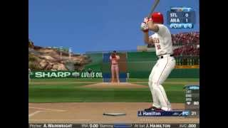 mvp baseball 2013 gameplay part1
