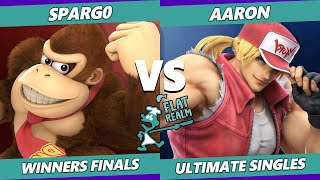Random Flatrealm Winners Finals - XTR | Spargo Vs. Aaron - Smash Ultimate SSBU