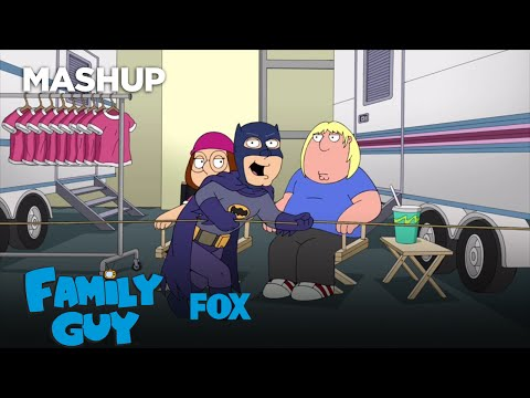 In Loving Memory Of Adam West | Season 15 | FAMILY GUY