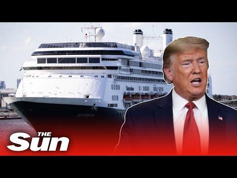Donald Trump repatriates