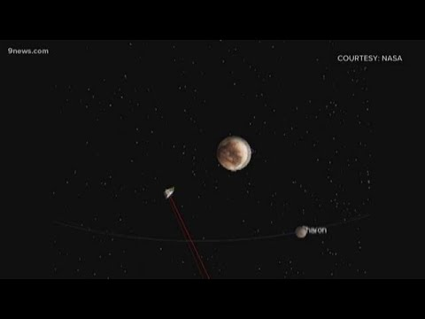 New Horizons spacecraft will fly by distant planet beyond ...