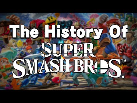 The History of Super Smash Bros: From Dragon King to Smash Ultimate thumbnail