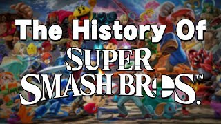 The History of Super Smash Bros: From Dragon King to Smash Ultimate