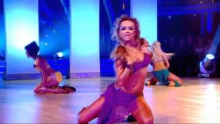 Professional Girls Performance - Strictly Come Dancing 2011