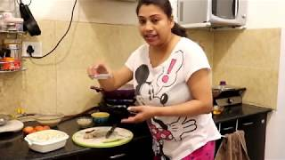 Indian Family Dinner Routine 2019 | Mouth Watering Makhana Kaju Recipe | Indian Mom Studio