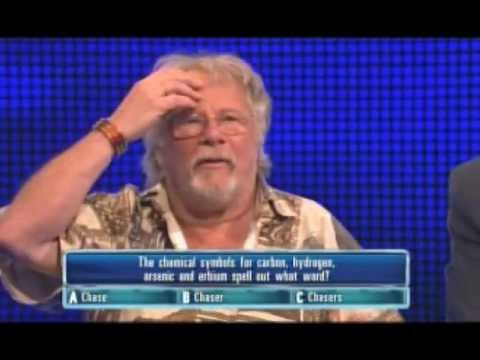 Bradley Walsh and Bill Oddie on The Chase