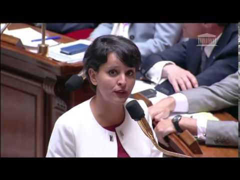 Chahut contre Najat Vallaud-Belkacem à l'Assemblée sur la réforme du collège