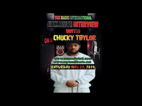 PART- 1 CHUCKY TAYLOR LIVE FROM LOCK-DOWN ON TMZ RADIO INTERNATIONAL