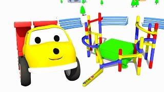 zabawa kulkami: naucz się kolorów z Ethanem Śmieciarką