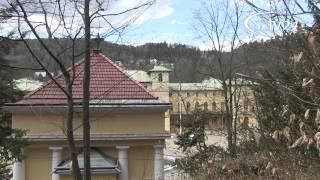 Krynica-Zdrój Perłą Polski Południowej film zrealizowany na przełomie kwietnia i maja 2015
