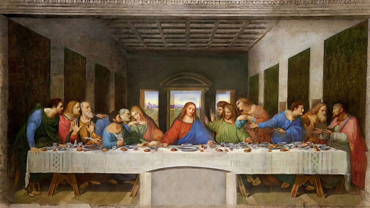 The Vast Supper: Let Us Prey