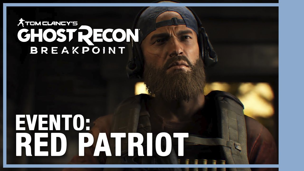 Tom Clancy's Ghost Recon Breakpoint - Tráiler Red Patriot | Ubisoft Forward 2020