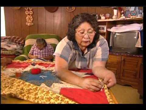 Hopi Indians - Quilting In AZ
