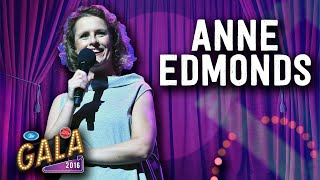 Anne Edmonds - 2016 Melbourne International Comedy Festival Gala