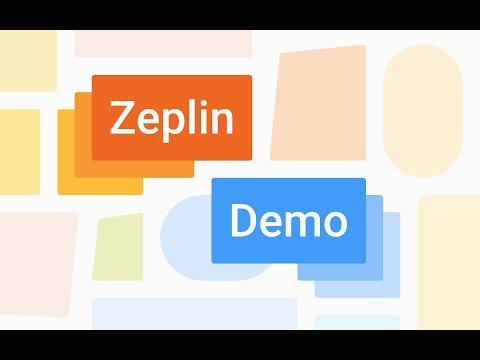 Zeplin — 2.0 Demo