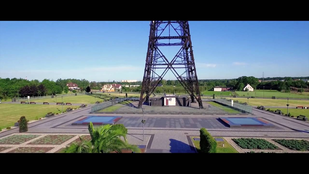Gliwice Radio Tower - The tallest wooden structure in the ...