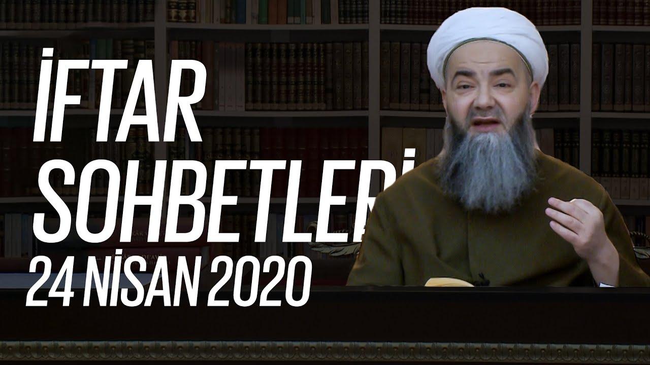 Cübbeli Ahmet Hocaefendi ile İftar Sohbetleri 24 Nisan 2020
