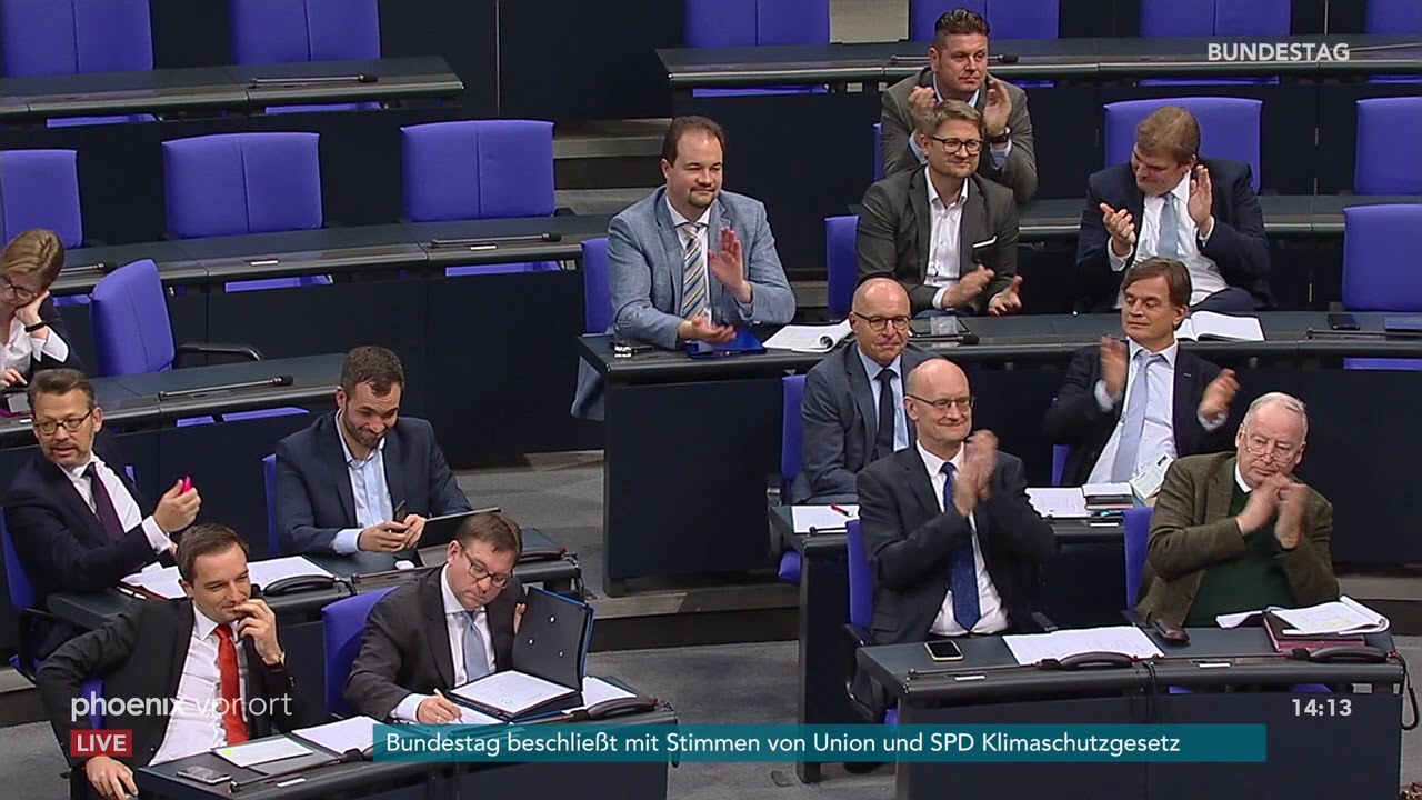 Bundesbeteiligung an Integrationakosten im Bundestag am 15.11.19