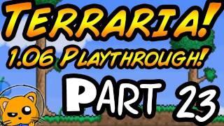 Terraria 1 06 - Episode 23 - Skeletron