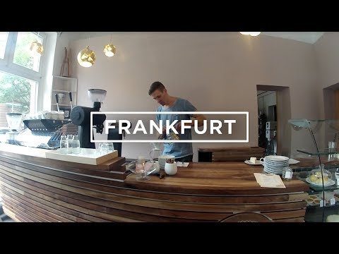 The Frankfurt Coffee Guide | European Coffee Trip